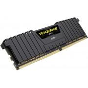 Memorii Corsair Vengeance® LPX Black, DDR4, 2x4GB, 2133 MHz, CL13