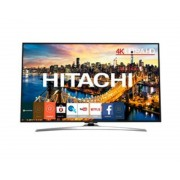 "Hitachi Tv hitachi 49"" led 4k uhd/ 49hl15w69/ hdr 10/ smart tv/ wifi/ bluetooth/ 3 hdmi/ 2 usb/ modo hotel/ a+/ dvb t2/cable/s2"