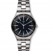 Reloj Swatch YWS411G-Plateado Con Negro
