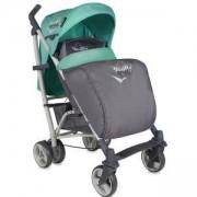 Детска лятна количка Lorelli S200 Green and Grey с покривало 2016, 10020831693