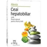 Ceai Hepatobiliar Alevia 50gr