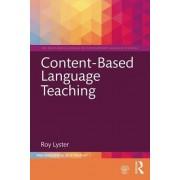 Content-Based Language Teaching