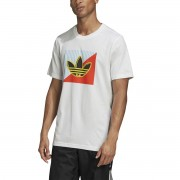 Adidas T-Shirt Diagonal Logo