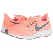 Nike Air Zoom Pegasus 35 (Little KidBig Kid) Crimson TintGunsmokeCrimson Pulse