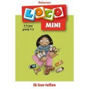 Boosterbox Mini Loco - Ik Leer Tellen (4-5 jaar)