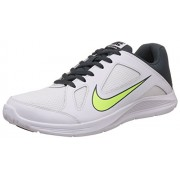 Nike Men's Cp Trainer White, Volt and Classic Charcoal Running Shoes -6 UK/India (40 EU)(7 US)