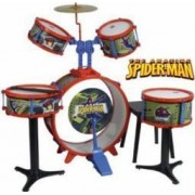 Instrument muzical Reig Musicales Battery Drum Set Spiderman
