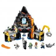 Lego Guarida volcánica de Garmadon The Lego Ninjago Movie 70631