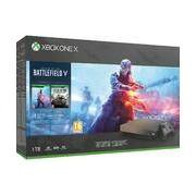 Microsoft Xbox One X 1TB Gold Rush Special Edition + Battlefield 5