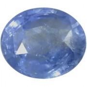 jaipur gemstone 6.50 carat blue sapphire(neelmani)