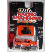 RACING CHAMPIONS MINT ORANGE 1969 PONTIAC GTO JUDGE 1:62 SCALE ISSUE #42