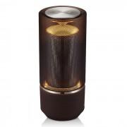 Bluetooth hangszóró Led fény, Tel.kihangosító, akkumulátorral, Mp3, USB, TF/Micro SD kártya, Rádió 3,5 jack - MY710BT