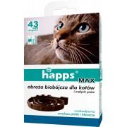 HAPPS - Obroża na pchły i kleszcze dla kota