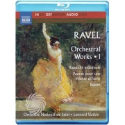 Video Delta Maurice ravel - Orchestral works 1 - Blu-Ray