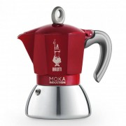 "Bialetti Coffee maker Bialetti ""New Moka Induction 4-cup Red"""