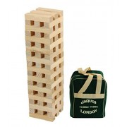 Jaques of London Giant Tumble Tower - Over 3ft Tall During Play - Handmade by Jaques of London