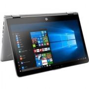 HP Pavilion x360 14-ba075TX 14-inch Laptop (7th Gen Core i3-7100U/4GB/1TB/Windows 10 Home/2GB Graphics) Silver