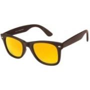 Dervin Wayfarer Sunglasses(Yellow)