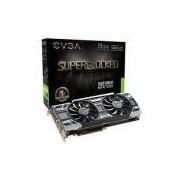 Placa de Video EVGA Geforce GTX 1080 SC Gaming ACX 3.0 8GB GDDR5X 256BITS 08G-P4-6183-KR