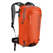 Ortovox Ascent 22 Avabag - zaino airbag - Orange