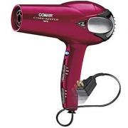 Conair 1875 Watt Cord Keeper 2-in-1 Styler and Hair Dryer Pink