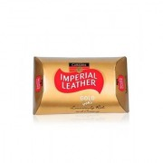 Imperial leather bath soap gold luxuriously rich with fragrance 175g.