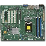 Supermicro X11SSA-F server-/werkstationmoederbord LGA 1151 (Socket H4) Intel® C236 ATX