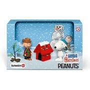 Schleich Schleich PEANUTS figure peanut scenery pack Christmas 22017