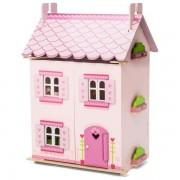 Le Toy Van® Grande Maison de Poupée en Bois meublée 'My First House' Le Toy Van®