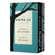 The Harper Lee Collection: To Kill a Mockingbird + Go Set a Watchman (Dual Slipcased Edition), Hardcover