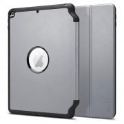 Husa Spigen Smart Fold 2 iPad 9.7 inch (2017/2018) Space Gray