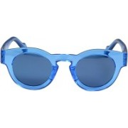 ADIDAS Round Sunglasses(Blue)