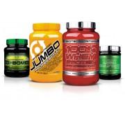 Combinații pentru dezvoltarea masei musculare / PREMIU
