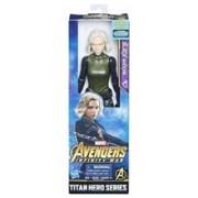 Figurina Hasbro Marvel Avengers Infinity War Titan Hero Series Black Widow 30Cm