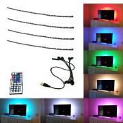 Kit banda LED RGB Lumina ambientala TV,Monitor,Mobilier AMBI44 5V