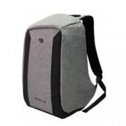 "Раница за лаптоп Dicallo LLB993015SL, до 15.6"" (39.60cm), сива-черна"