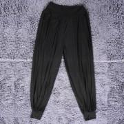 ER Pantalones De Yoga Negro S-Negro