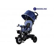 Kinderline 360 Reversible Trike Blue