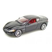 2008 Maserati Gran Turismo 1/24 Black