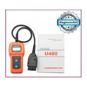 Scanner diagnoza tester auto Memoscan U480