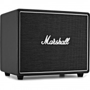 Marshall Lifestyle Woburn Black Classic bluetooth speaker zwart