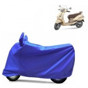ABP Premium Blue-Matty Bike Body Cover For TVS Jupiter Classic Edition