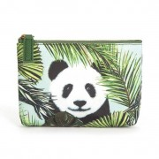 Catseye - Panda In Palms Pouch