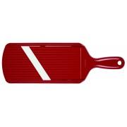 Ренде KYOCERA с керамични остриета (8 см) и с регулиране - цвят червен
