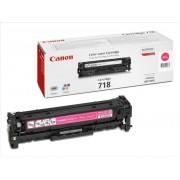 Toner Canon CRG-718 magenta, LBP7200/LBP7660/80/MF8330/40/50/60/80 3000str.
