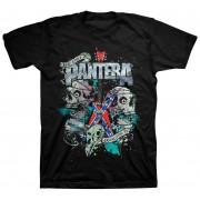Tricou Pantera: Texas Skull