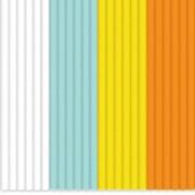Set filamente multicolore pentru creion 3D 3Doodler Start