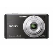 Sony Cyber-Shot DSC-W530 14.1 MP cámara digital con Carl Zeiss Vario-Tessar 4x gran angular de lente de zoom óptico y pantalla LCD de 2,7 pulgadas (Negro)