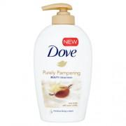 Dove Tekuté mýdlo s bambuckým máslem a vanilkou Purely Pampering (Beauty Cream Wash) Náhradní náplň 500 ml