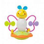 Jucarie bebelusi - Fluture cu activitati, bilingv